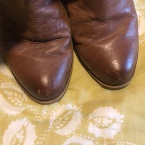 Lucky Brand Shoes - Lucky Brand Leather Ankle Boots
